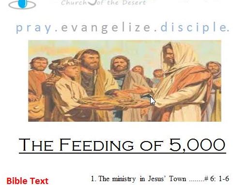The Feeding of 5000