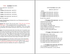 3-22-15 The Spiritual War in Heaven
