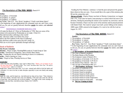 3-22-15 The Spiritual war in heven notes