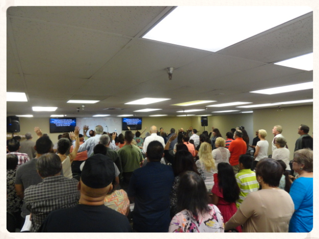 You Are Invited to Worship with us Every Sunday at 10 AM. Call us for directions at 760-898-5848